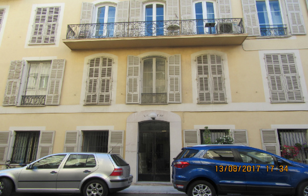 Vente appartement t2 Nice