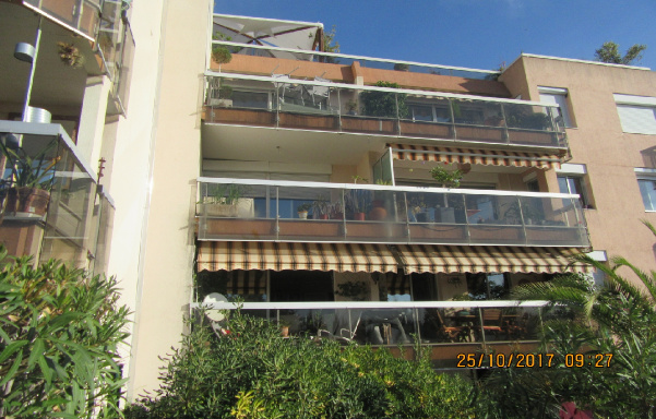 Vente appartement t3 Nice